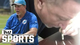 Dolphins Coach Chris Foerster Resigns After Cocaine Video, 'I Need Help' | TMZ Sports