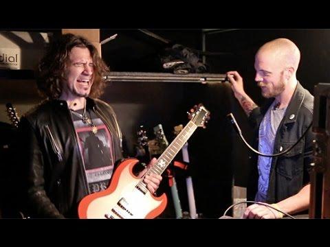 Rig Rundown - Bon Jovi