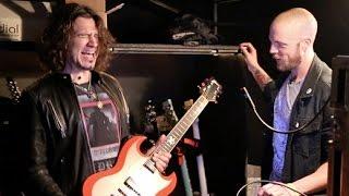 Rig Rundown - Bon Jovi's John Shanks, Phil X, and Hugh McDonald