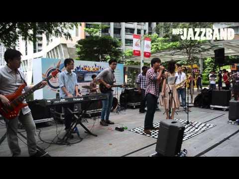 Make It Mine (Jason Mraz Cover) [HD] - NUS Jazz Band 2014