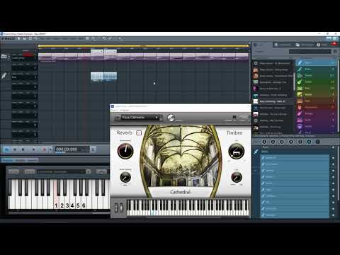Magix Music Maker - Absolute Beginner's Tutorial - Part 20 - Instruments and Loops
