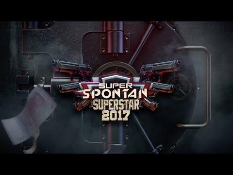 Super Spontan Superstar 2017 9.30 Ali Puteh Minggu 6