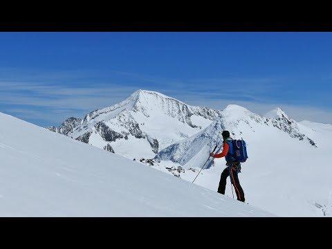 Skirunde um den Großvenediger (Teil 1)