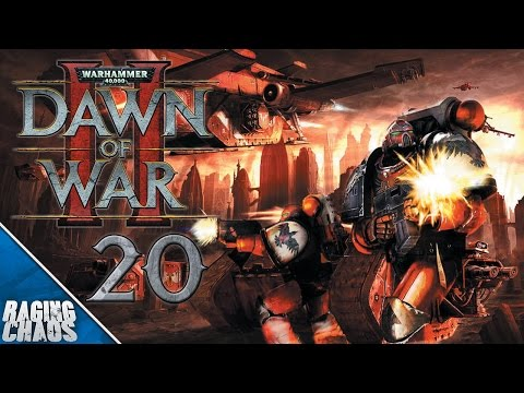 Dawn of War 2 - Mission 20 - To Decapitate the Hive |