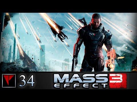 Mass Effect 3 слепое прохождение 34 - Ошибка богов