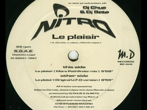 Polaris Feat. Nitro - Le Plaisir (Original U.F.O. Version)