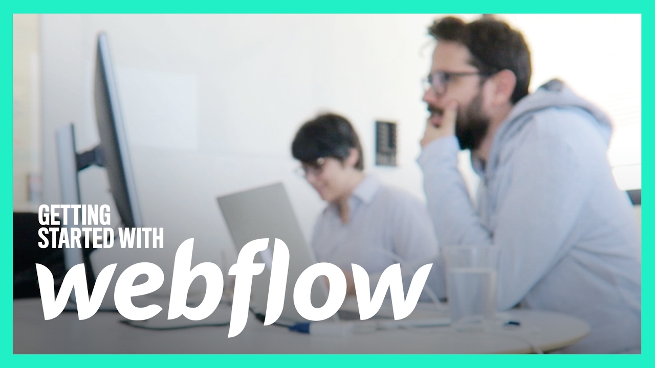 Getting Started With Webflow