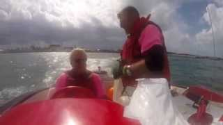 2014 Key West World Championships - Crazy Chicken Offshore Racing
