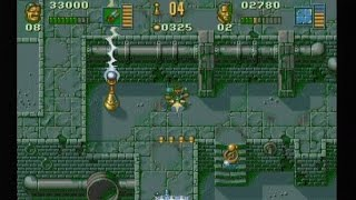 THE CHAOS ENGINE (MEGADRIVE - FULL GAME)