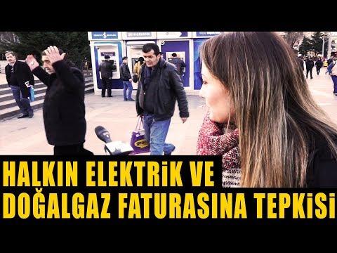 Ankara'da Elektrik ve Doğalgaz Faturalarına Büyük Tepki! Sonuna Kadar İzleyin.