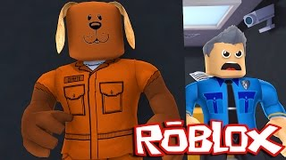 ROBLOX - THE GREAT BABY PRISON ESCAPE - Little Club Baby Max Gameplay