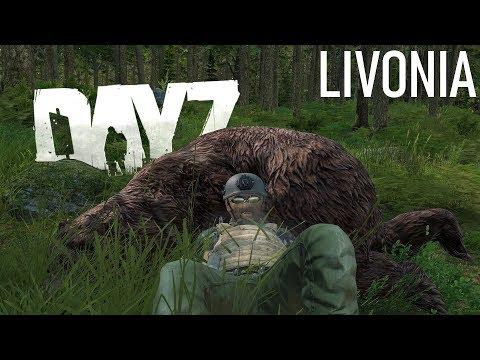 The Bear Hunter! - DayZ LIVONIA!