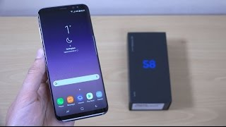 Samsung Galaxy S8 - Unboxing & First Look! (4K)