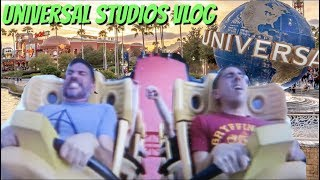 UNIVERSAL STUDIOS ORLANDO | HOTELS, RIDES, & FOOD!!! (and Harry Potter too)