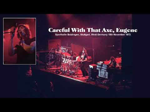 Pink Floyd - Careful With That Axe, Eugene (1972-11-15) 24/96