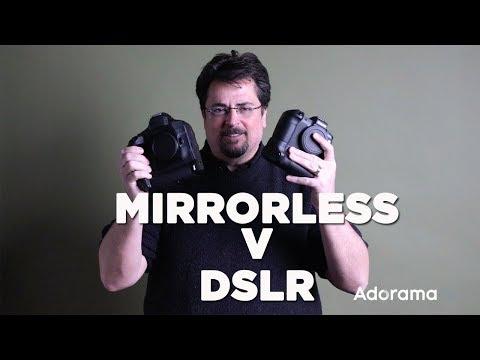 Mirrorless Vs DSLR: Ask David Bergman