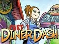 Diner Dash - Gameplay Part 1 (Level 1-1 to 1-4)