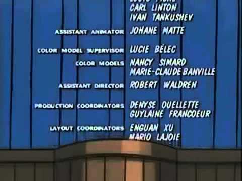The Little Lulu Show (1996) Credits
