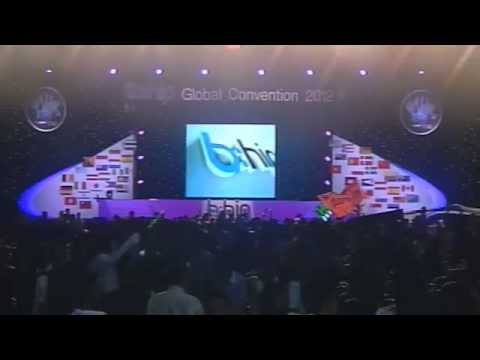 bHIP Global Thailand Convention 2012, Broadcasting LIVE!!!! bhipglobal on USTREAM.