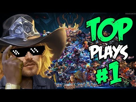 Mobile Legends Top Plays #1