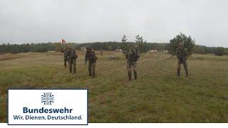 Zwei Anwärter auf dem Weg zum Marineoffizier - Teil 1 - Bundeswehr