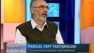 Tvnet-Manset-Etyen Mahçupyan-Zaman Gazetesi Yazarı-04.02.2014-