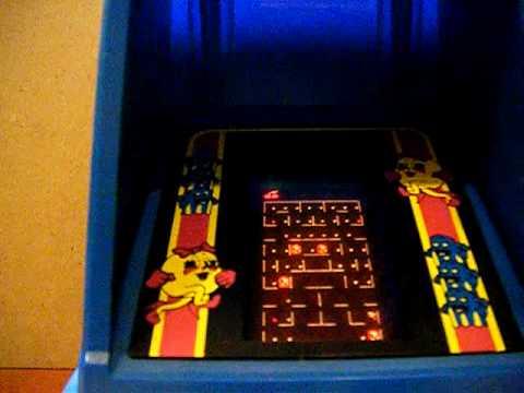Coleco Mini Arcade MS Pac Man