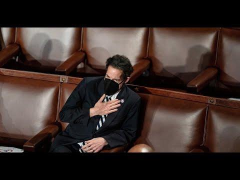 Jamie Raskin Leads the Push to Impeach Trump