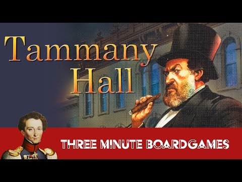 Tammany Hall in about 3 minutes