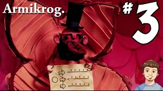 Armikrog Gameplay Walkthrough - PART 3 - Puzzle Next To Abrahant Lincoln Solved!
