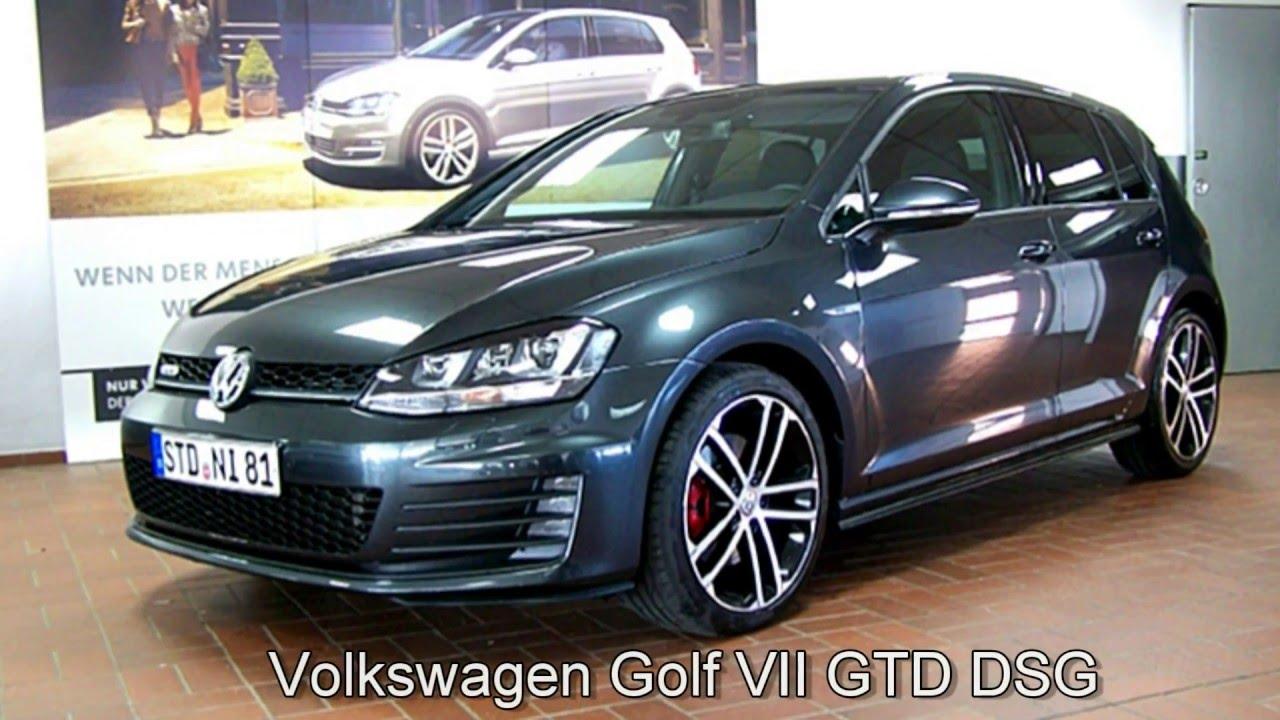 volkswagen golf vii 2 0 tdi gtd dsg fw175756 carbon steel. Black Bedroom Furniture Sets. Home Design Ideas