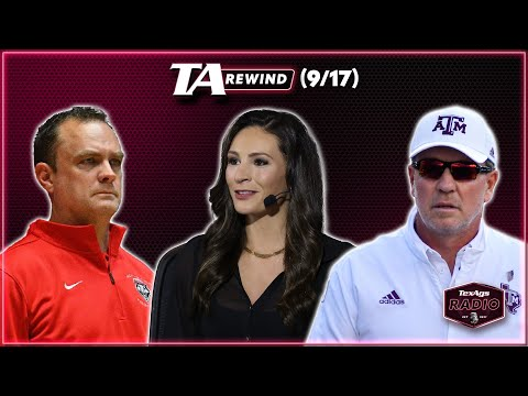 TexAgs Rewind (9/17): Texas A&M-New New Mexico preview show