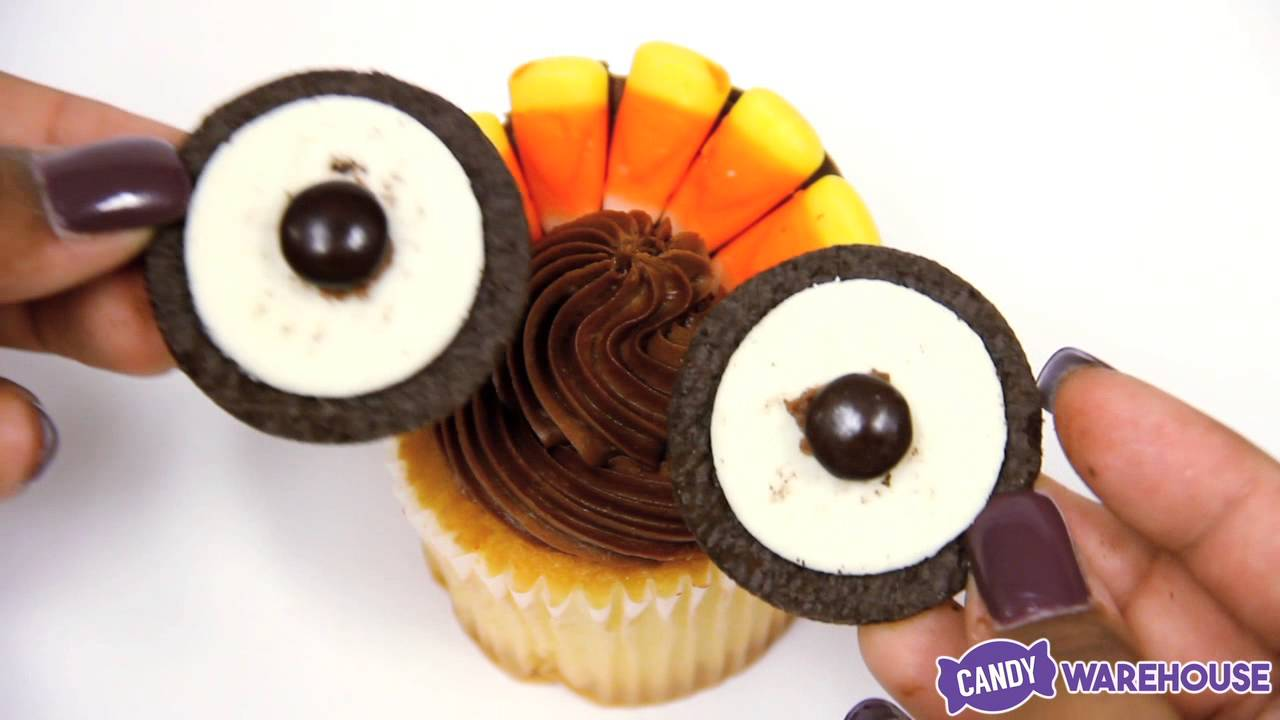 Thanksgiving Turkey Cupcakes Made Simple