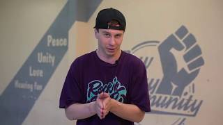 Брейк данс обучение  | 2 step | Видео урок Break dance