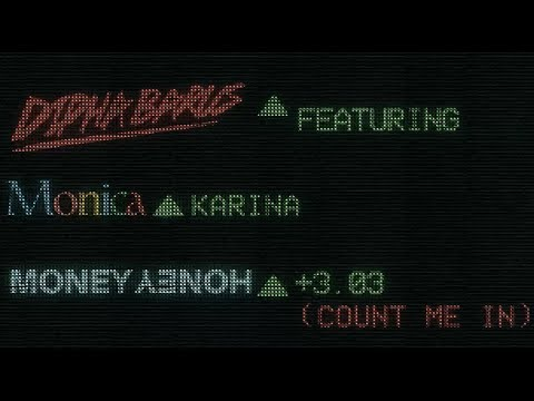 Dipha Barus - Money Honey (Count Me In) [Official Lyric Video]