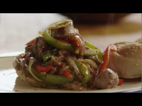 How to Make Italian Sausage, Peppers, and Onions