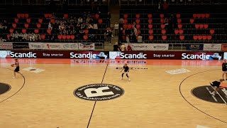 USM DU17 Final AIK Basket - Luleå Basket