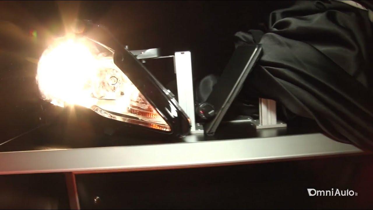 Fari allo xeno, fari a LED, luci laser: la tecnologia italiana di Magneti Mar...