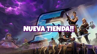 Waiting for NEW STORE IN LIVE!! - Fortnite Save the World #Dia127