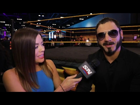 Austin Aries on WrestleMania: It's magical!