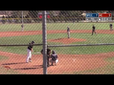 Baseball vs State Fair Community College Game 1
