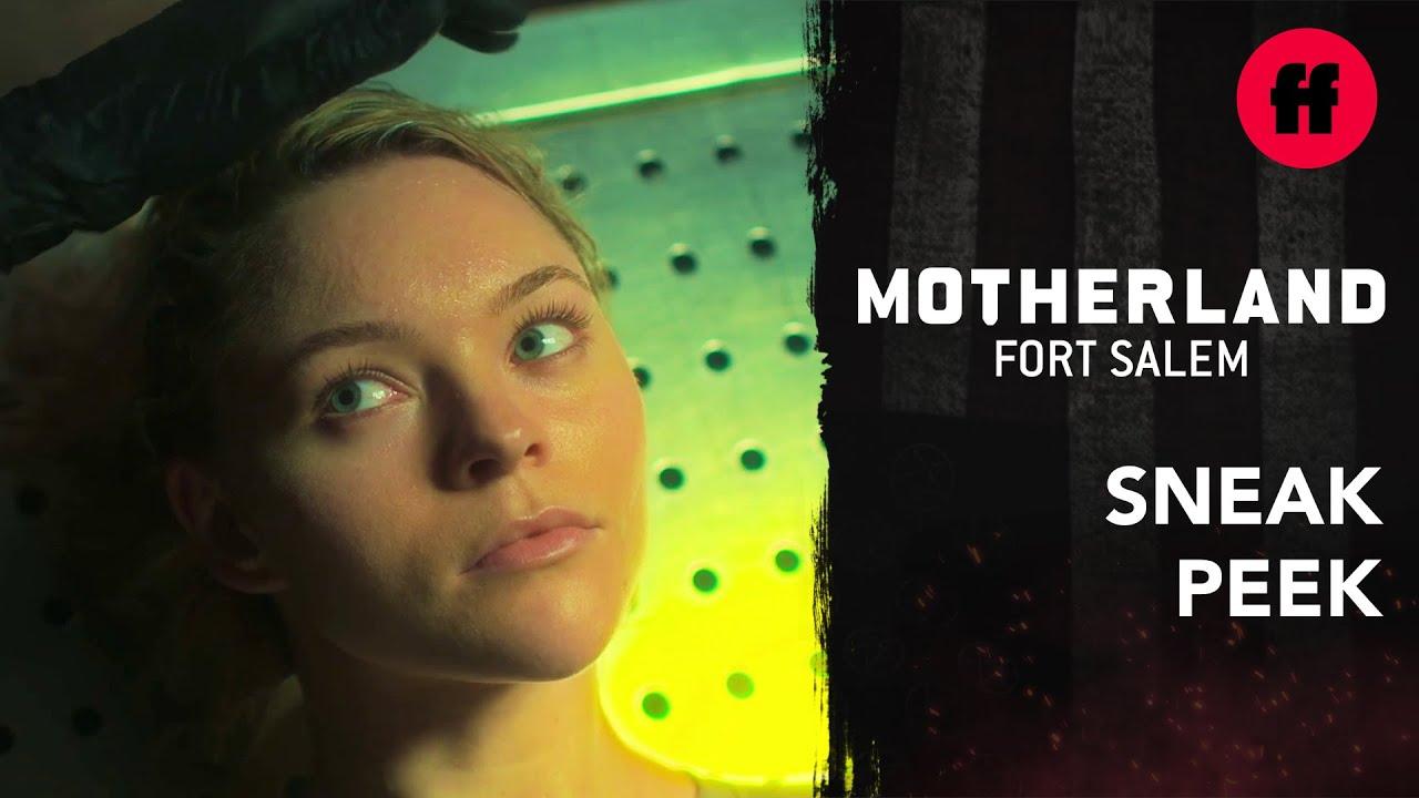 Download Motherland: Fort Salem Season 2, Episode 7   Sneak Peek: Raelle Meets Her Captors   Freeform