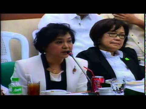Blue Ribbon Committee Hearing (August 20, 2014)