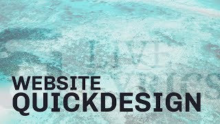 Website Quickdesign - Live Lyrics - Website in HTML & CSS Mp3
