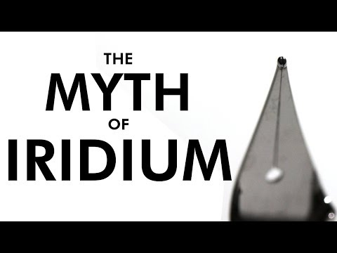 The Myth Of Iridium Tips