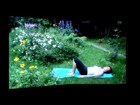 Упражнения при гонартрозе