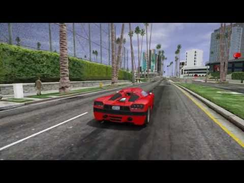 GTA 5 for PC: GTA 5 Map for GTA 4 PC Version Gets Polished With Major Developments [Gameplay Video]