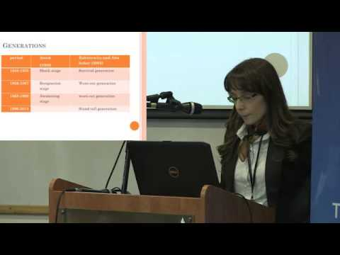 Rula Khoury Mansour - Conflict Resolution and Palestinian Christians in the Galilee