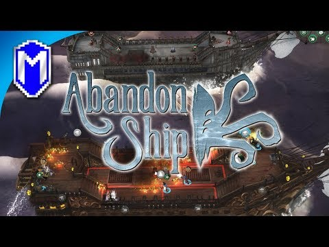 Abandon Ship - Acid Mortar And Sniper Combo, Winning - Let's Play Abandon Ship Combat Demo Gameplay