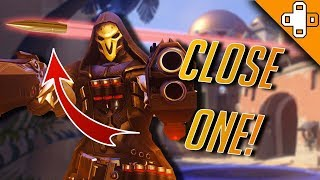 Near Death Experience! - Overwatch Funny & Epic Moments 349